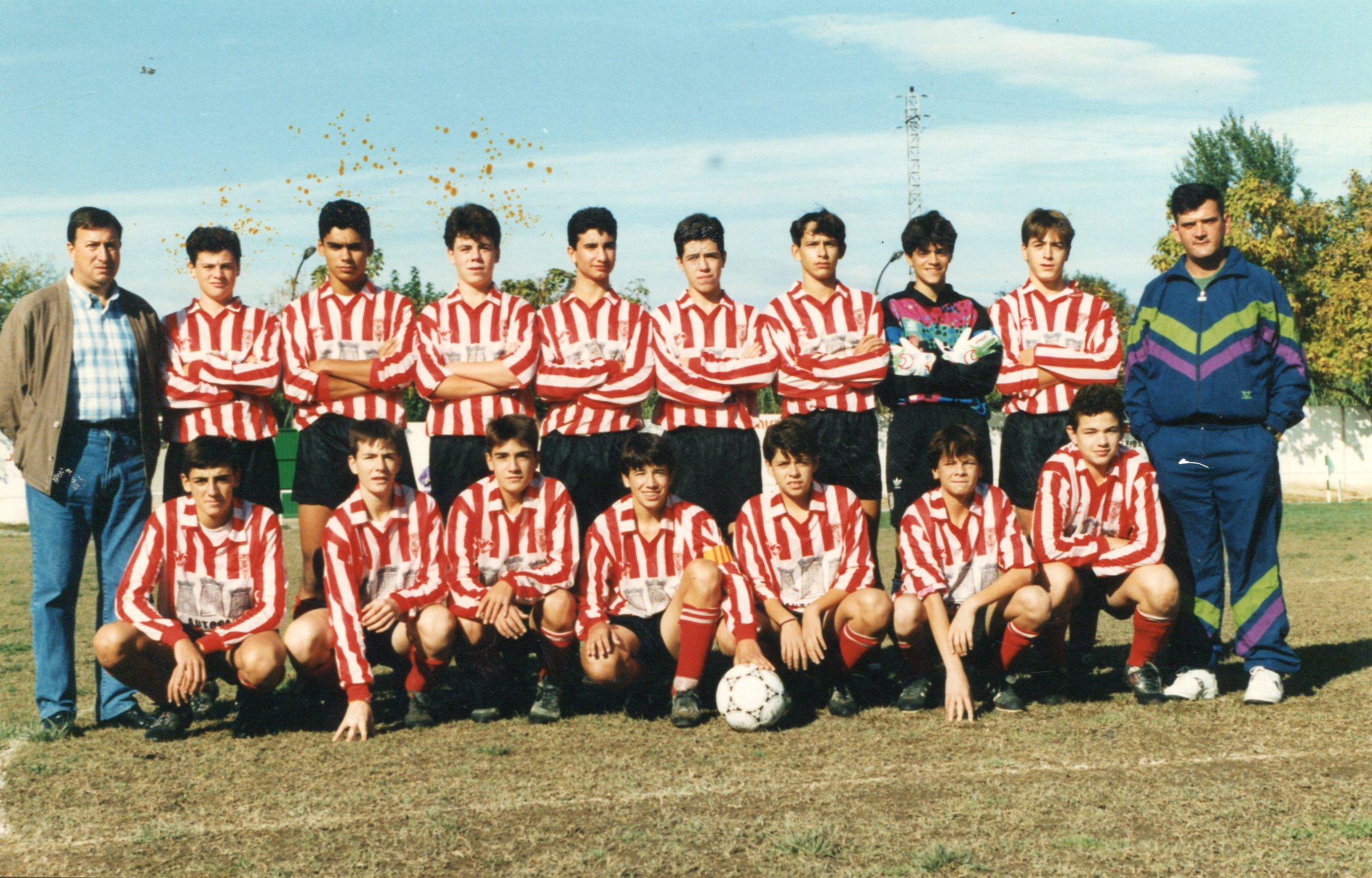 1993 CADET A