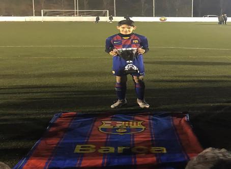 El FCB crida a l'Alex Campos!!