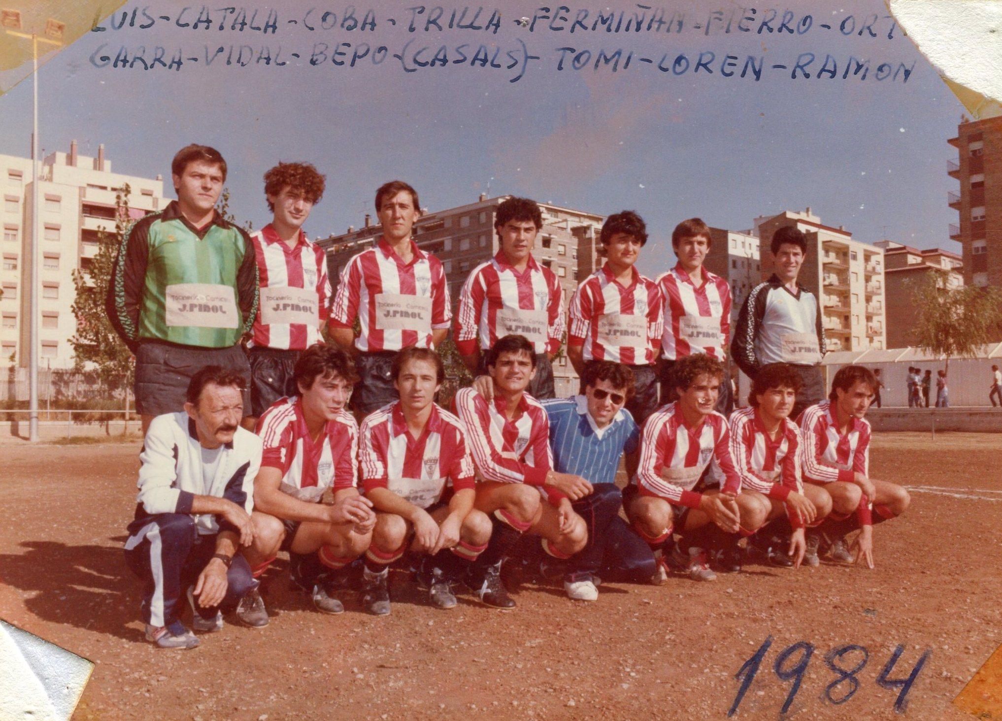1984 AMATEUR