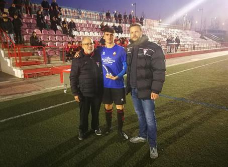 MVP, Màx. Golejador i Millor porter del torneig!!