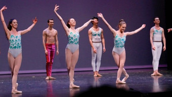 Tom Gold Dance: Spectral Preludes 2019 Review                       (Fall Season)