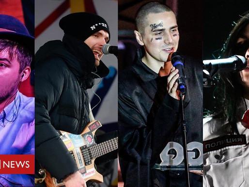 Russian Rappers (List)