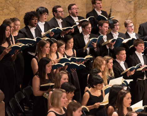 Review: Symphony of Psalms, Princeton Glee Club 2019