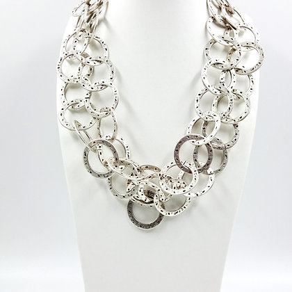 short / mid-length necklace
