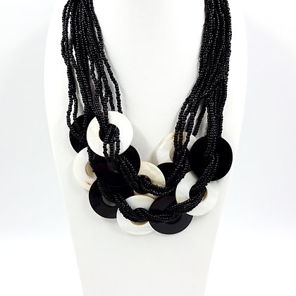 mid-length necklace