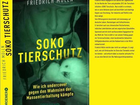 SOKO Tierschutz das Buch