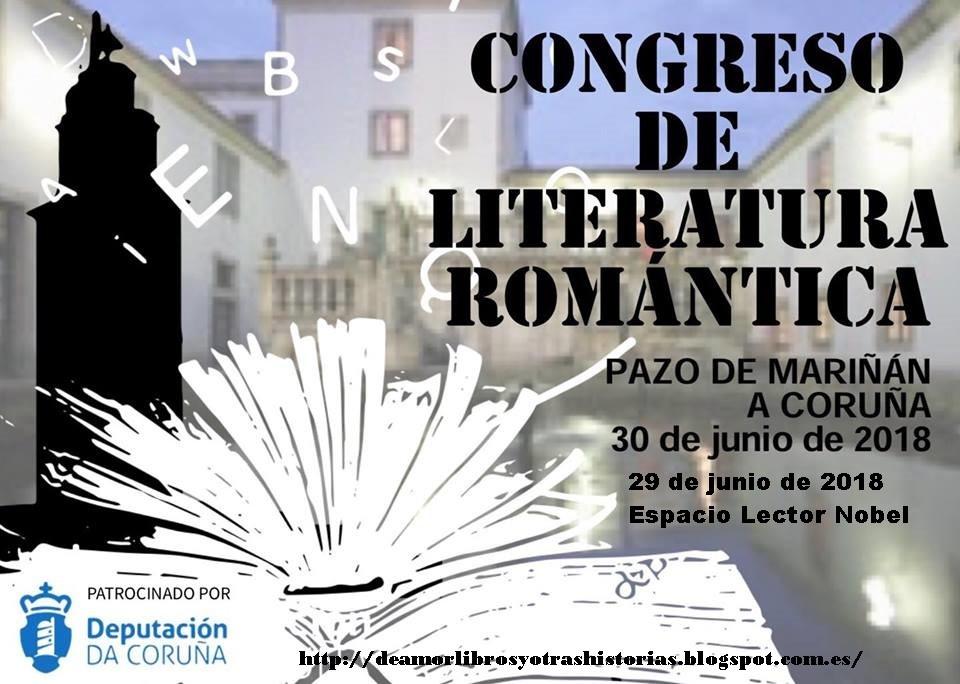 VII Congreso Literatura Romántica A Coruña. Programa