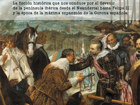 España, la novela
