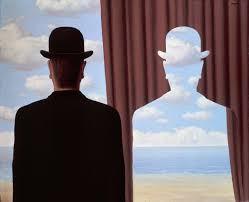 La Decalcomanie. René Magritte. 1966