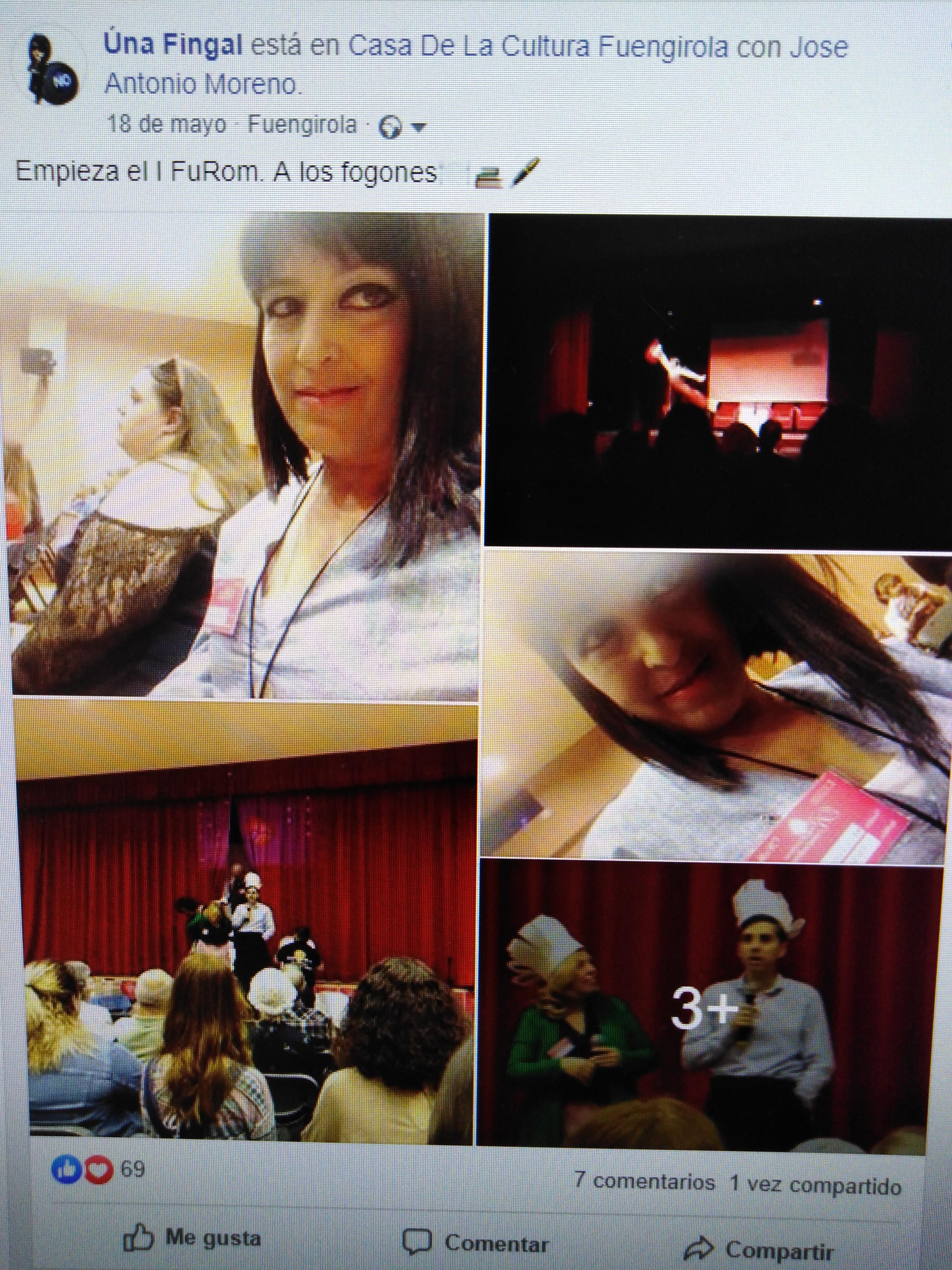 #FuRom I Encuentro Literario Fuengi