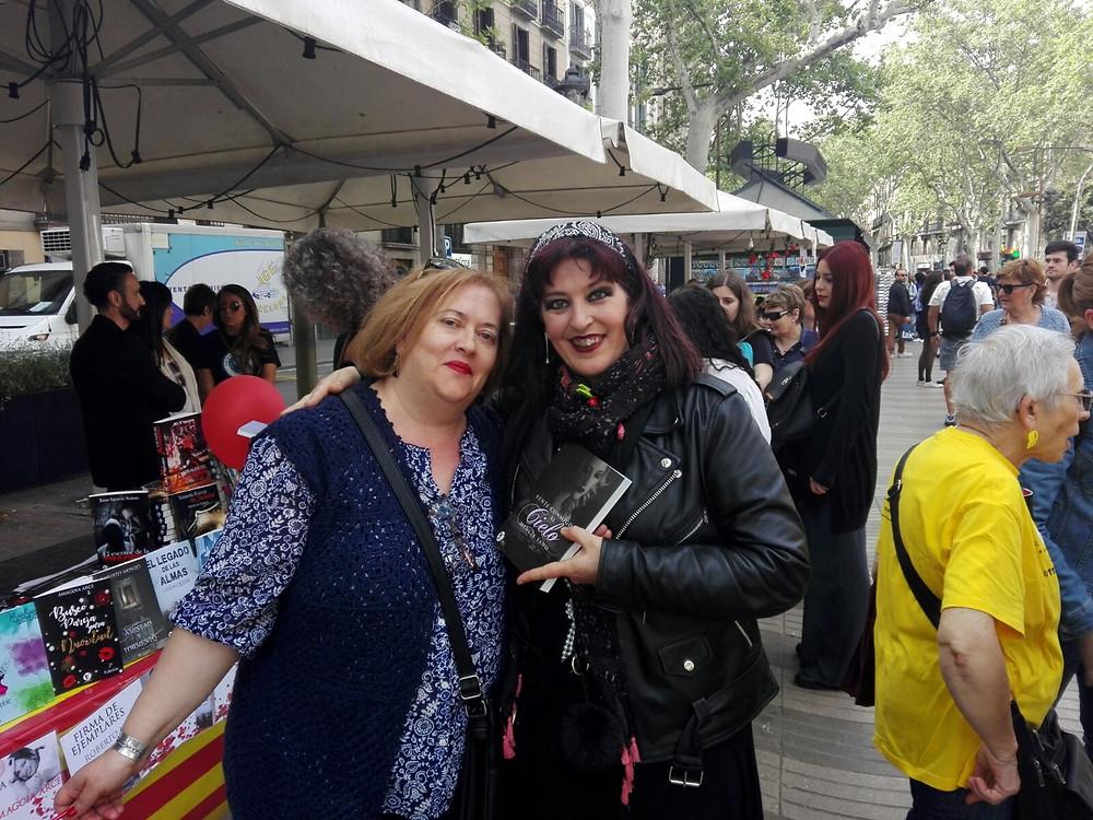 Con Mencía Llano