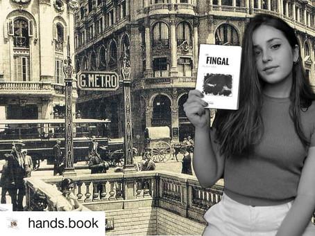Tú, tan lejos reseñada por Hand's Book