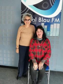 La última frontera en Canal Blau FM