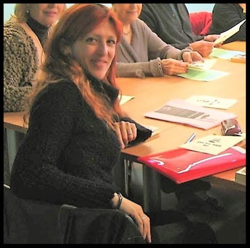 "Isabel Laso. 2007. Club de Lectura ""La Crisàlide"" Biblioteca Joan Oliva"