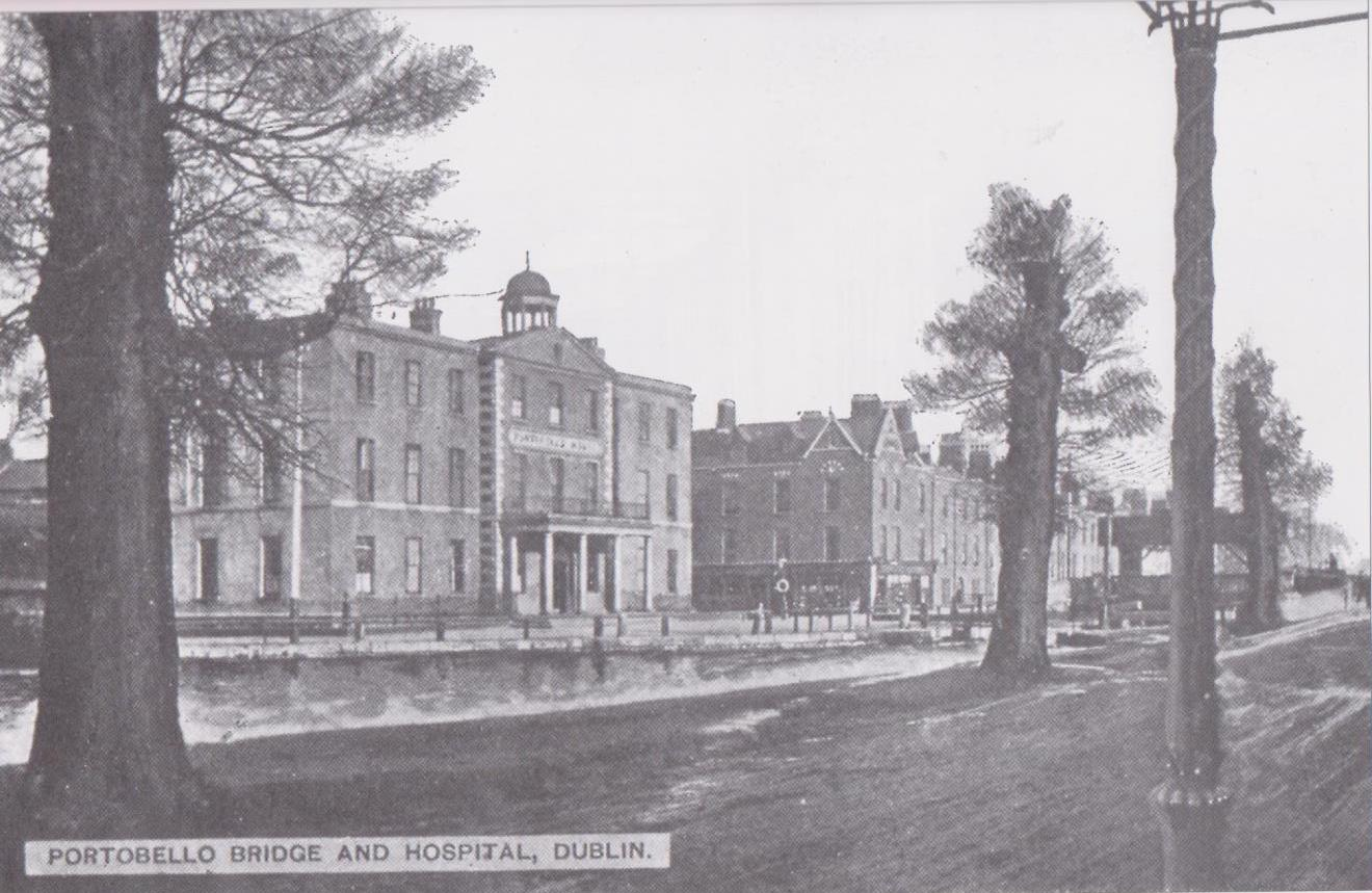 Portobello Bridge and Hospital, Dublin.jpg