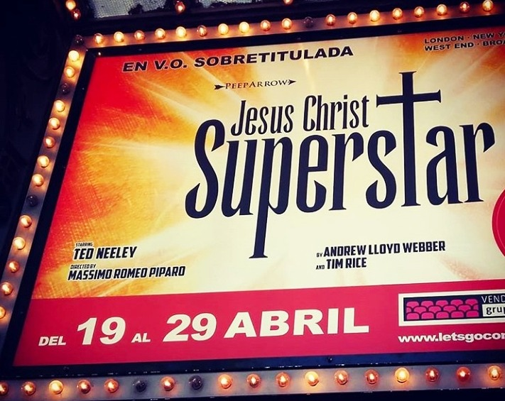 Jesus Christ Superstar!!!!
