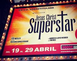 Jesus Christ Superstar!!!!