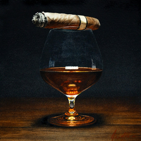 Bourbon Cigars II