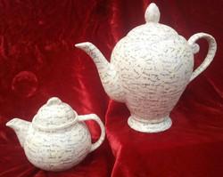 Contexti Teapots, Rena Pearson, 2018