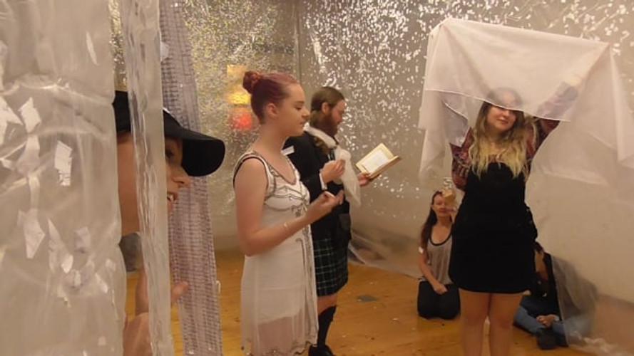 'Text Icon' filmed by Jenna Blayden