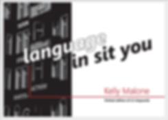 Cover Design Language in situ