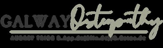 Galway Osteopathy Logo