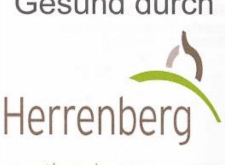 Gesund durch Herrenberg