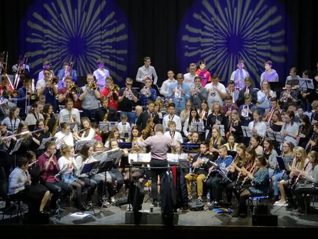 Orchesterreise nach Leschnitz