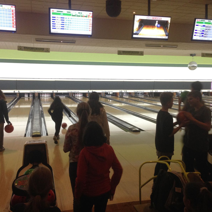 Bowling in Eastbourne