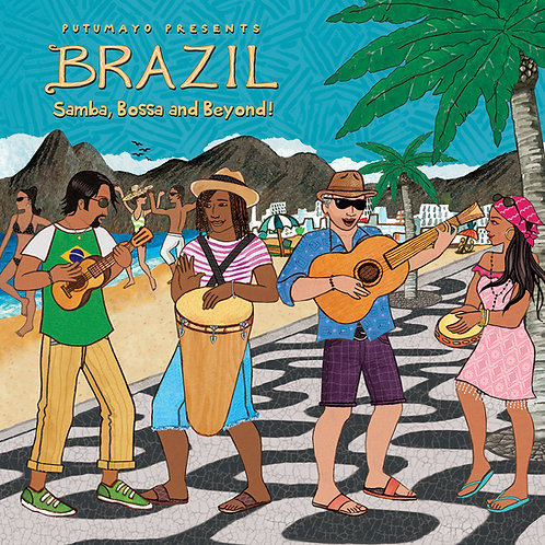 381 - Brazil (CD + Download Card)