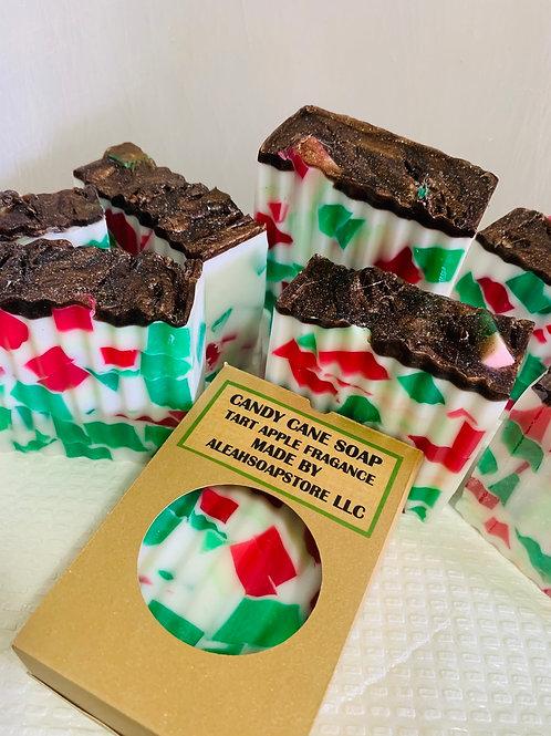Candy Cane Melt&Pour Soap