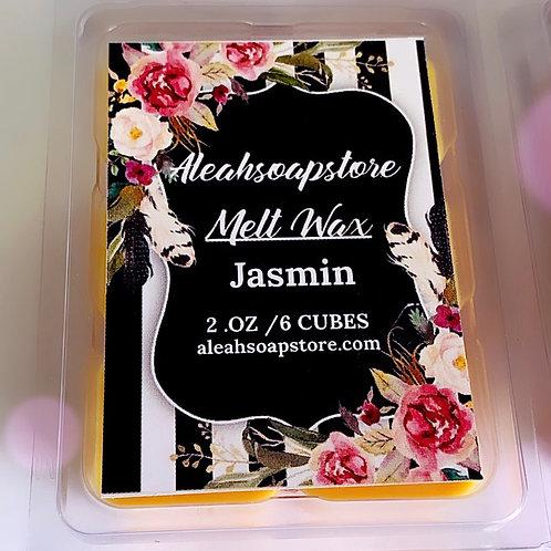 Jasmin Wax Melts