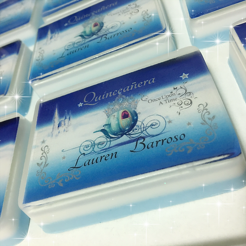 Cinderella Soaps Party Favors/Bags