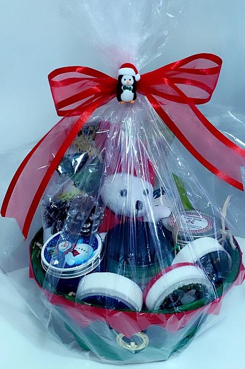 Christmas Spa Basket 10pcs