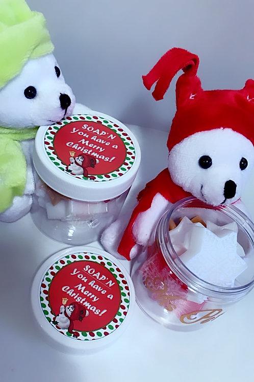 Teacher Christmas Sops Jars
