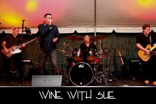 WINE WITH SUE