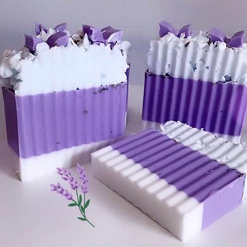 Lavender Seed Goat Milk Soap