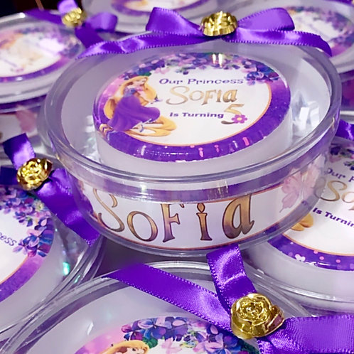 Rapunzel Personalized Soaps