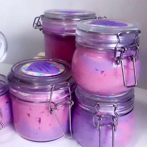 Ode de Rose Whipped Body Butter Jar
