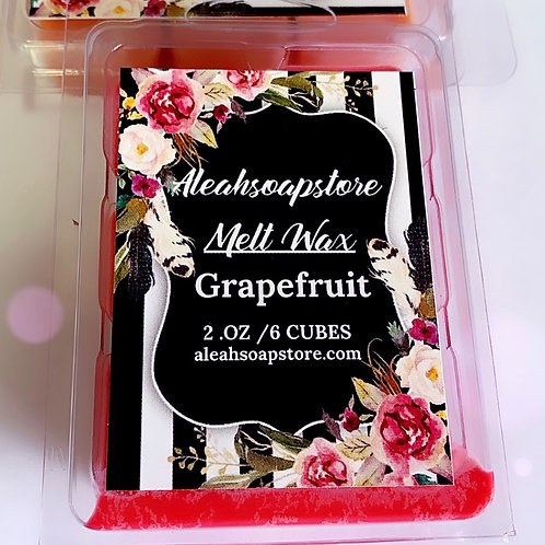 Grapefruit Wax Melts