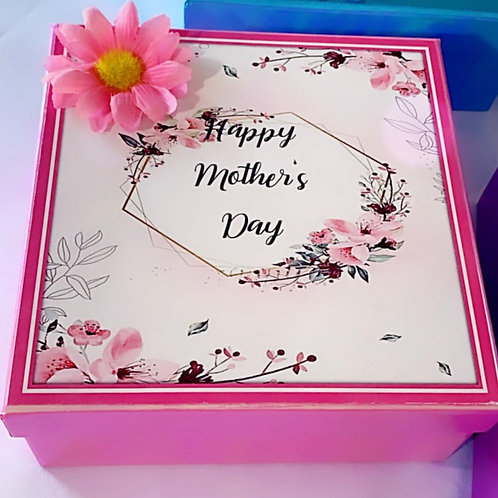 Mother's Day Pink Box