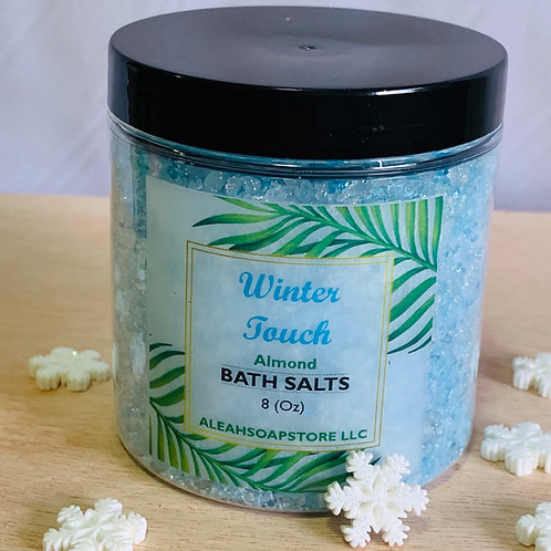 Winter Touch Bath Salts 8oz