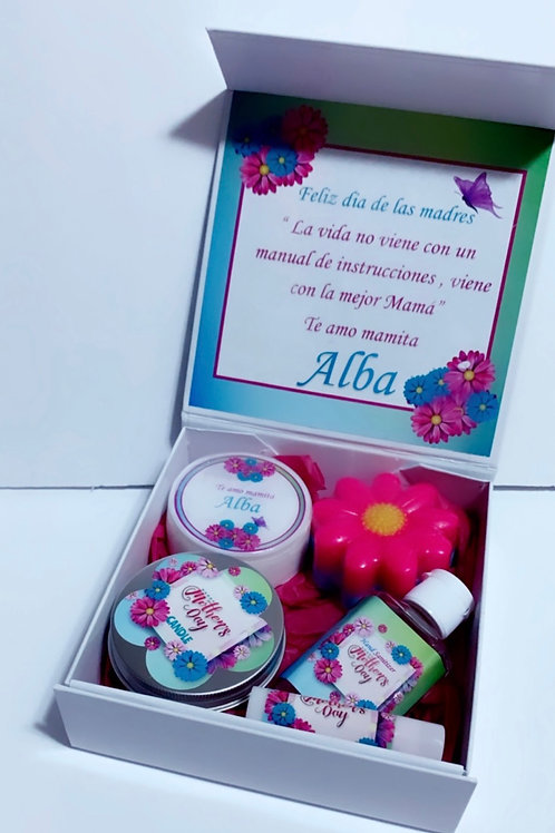Mothers Day Spa Box 5 pieces