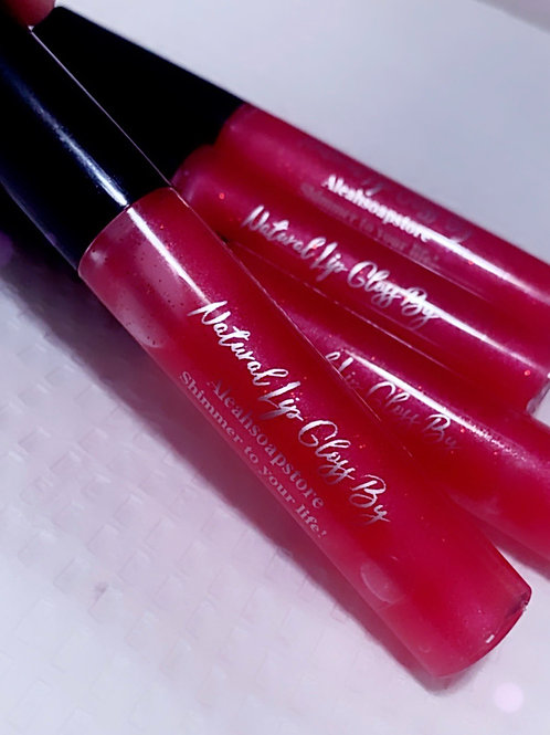 Strawberry Shimmer Lipgloss