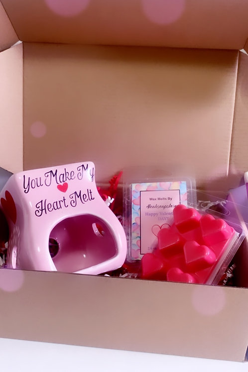 Valentines Wax Melts Gift Set