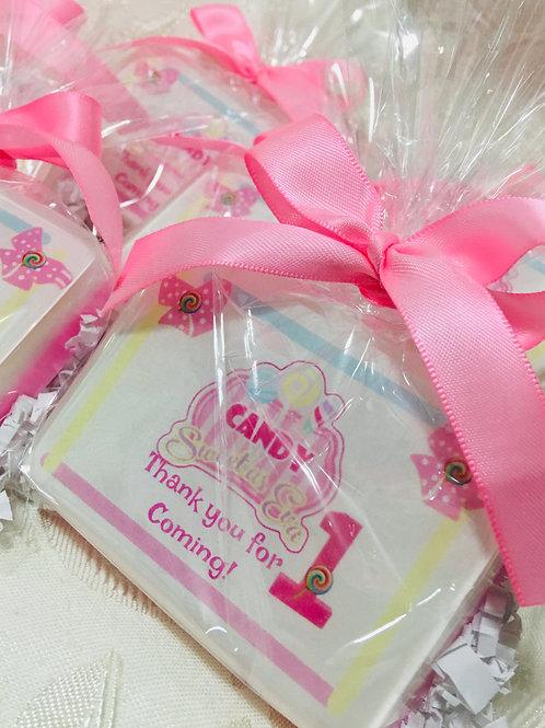 Candy Shop Soap Party Favors