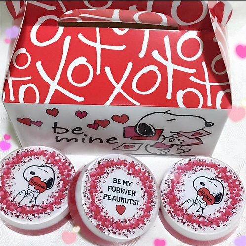 Be mine Snoopy Gift Box