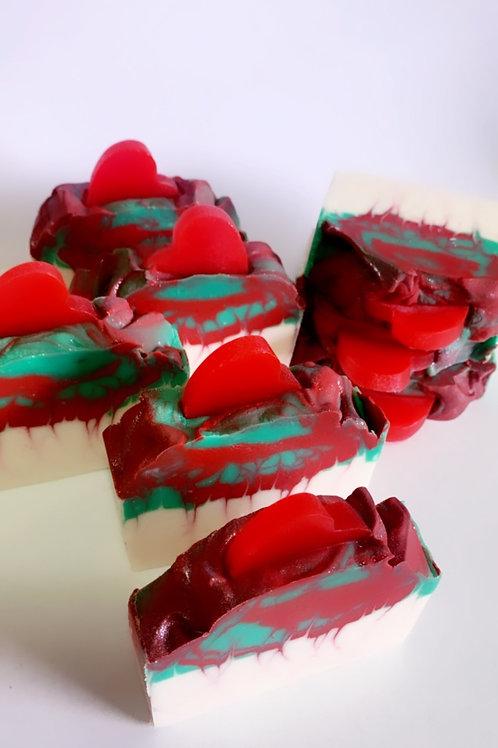 Ice Shiny Love Artisan Soap