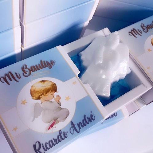 Baptims Ángel Gift Favor Box