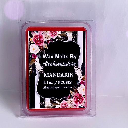 Mandarin Wax Melts